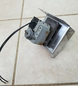 Hoshizaki Dcm 450bae Ice Machine Dispenser Gear Motor Assembly 4a0622a01 g