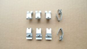 8 Front End Grille Clips 1993 Up Cyclone Blazer S 10 S10 Sonoma Gmc Ls 262 18z