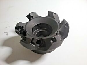 Carboloy 3 Indexable Face Shell Mill Body 6 Flute R220 13 3 00 12 929