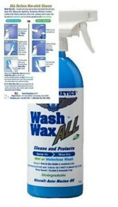 Wet Or Waterless Car Wash Wax 16 Oz Aircraft Quality For Your Rv