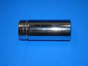 Snap On Tools 3 8 Drive 23mm Deep Socket 6 Point Sfsm23