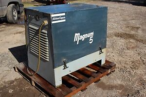 Atlas Copco Magnum 5 3 Phase Air Compressor