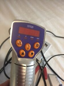 Actron Cp7529 Digital Timing Light Used