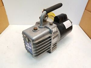 J b Industries Fast Vac Vacuum Pump 2 Stage Direct Drive Dv 200n 7 Cfm 1 2hp