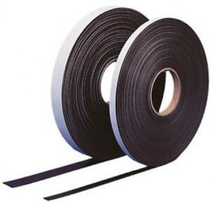 Self Adhesive Magnetic Strip 100 Ft X 2 H Roll