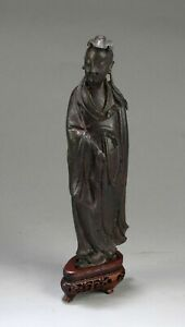 Chinese Bronze Statue Ming Dynasty