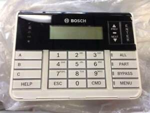 Bosch B920 Alpha Numeric Keypad 2 line Lcd Display With Up To 32 Character Point