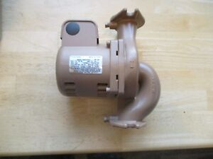 Taco 2400 30s 3p Stainless Steel Circulating Pump 1 6 Hp