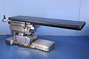 Osi Allegro 6800 Full Float Top X ray Table C arm Imaging Pain Management Table