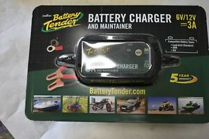 Battery Tender Plus Battery Charger Plus 3 Amp 12v Or 6v Car Race Car