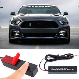 Universal For Car Hidden Amplified Antenna Kit 12v Electronic Stereo Am Fm Radio