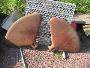 International Ih Farmall Tractor Fenders H M Md Smta 300 350 400 450