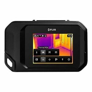 Flir C3 Compact Thermal Imaging Inspection Camera With Wi fi black 72003 0303