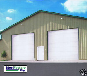 Steel Prefab Commercial 50x100x17 Metal Beam Building