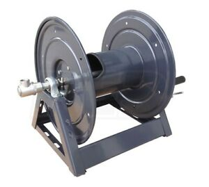 General Pump Dhra50300 300 X 3 8 5000 Psi Steel A frame Hose Reel