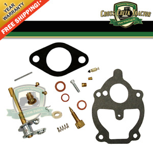 C509bv New Carburetor Kit For Case ih And Farmall Super A Super C