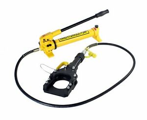 Steel Dragon Tools 100b Hydraulic Copper Wire Cable Cutter With 7475h Pump
