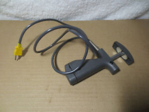 Fluke 80pk 8 Pipe Clamp Thermocouple Excellent Condition
