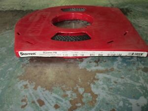 Starrett 10025 Duratec Fb Band Saw Blade 100 Coil 1 2 10 Tpi New unused
