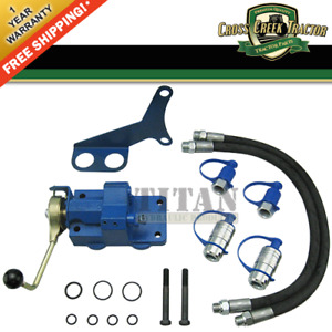 Remotekit03 New Single Hydraulic Remote Kit For Ford 2000 3000 2600 3600