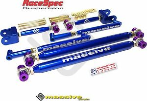 Mss Control Arms Brace Upper Lower Trailing 68 72 Gm A Body Adjustable Kit