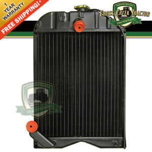 181623m1 New Radiator For Massey Ferguson Tractors To20 To30 To35 35 202