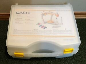 Sam Articulator Carrying Case For Sam 2 And Sam 3 Retail For 130