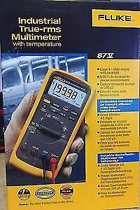 Fluke 87v Mult meter Digital New