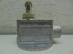 Honeywell Micro Switch No Wzv 7rq9t1 Limit Switch With Roller Lever new