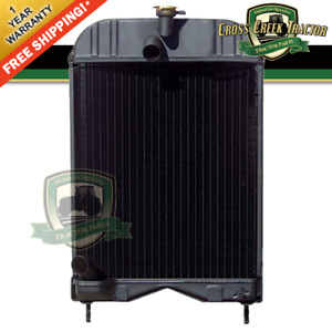 1660499m92 New Radiator For Massey Ferguson 135 2135 20