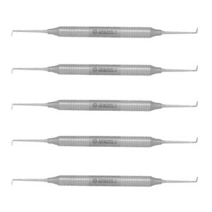 Osung Dental Sickle Scaler Posterior Jacquette 5pcs 211 lsjac34 35 5pk