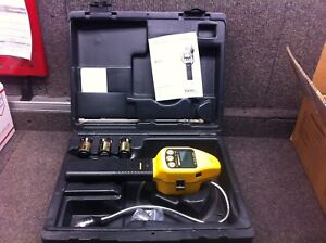 Sensit Gold G2 Combustible Gas Leak Detector With Plastic Case Free Shipping