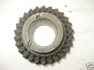 Jeep Sr 4 Speed Third Gear For 6 Cylinder Amc 1976 To 1980 4 And 6 Cylinder Nos