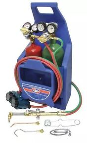 Uniweld Kl22p tu Welding And Cutting Kit With Tanks