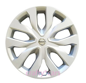 1 Wheel Cover Fits 2014 2015 2016 2017 Rogue 17 Rim Cover Hubcap Replacement