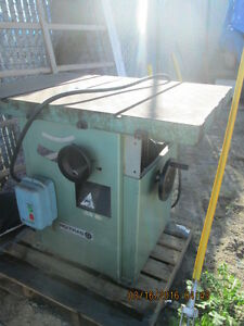 Poitras Industrial Table Saw