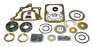 Fit Many 45 71 Willys Jeep Model T90 Manual Transmission Master Kit see Fitment
