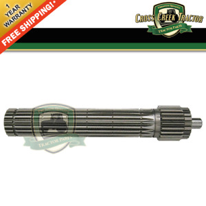 1687642m1 New Mainshaft Massey Ferguson 135 150 165 175 180 1080 1085