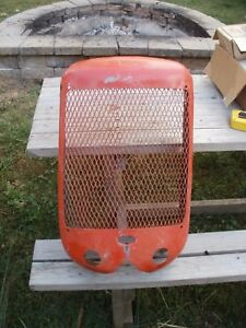 Vintage Allis Chalmers Tractor Grill Or Rat Rod