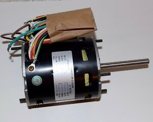 Commercial Fan Motor For Carter Hoffman 115 230 New Free Quick Ship