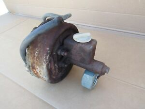 1961 1962 Pontiac Power Brake Booster Master Catalina Ventura Grand Prix