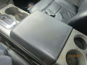 2004 2008 04 05 06 07 08 Ford F 150 F150 Gray Floor Center Console Oem