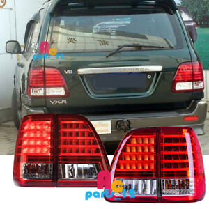 For Toyota Land Cruiser 1998 2007 Lc100 Fj100 4700 Led Taillight Lx470 Style