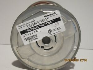 Honeywell Genesis 4716 18 8 Thermostat Cable Wire Brand New Spool 250 f ship