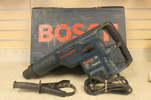Bosch 11245evs 2 Sds Max Combination Hammer Drill W Case Used Free Shipping