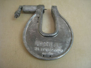 Greenlee Hydraulic Knockout Punch No 1731 Free Shipping