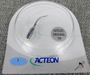 2 X satelec Scaling Tips Acteon Scalers Tip 1