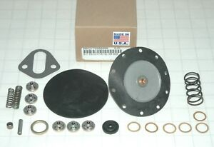 1950 S 60 S 4673 Ac Long Screw Fuel Pump Rebuild Kit For Todays Fuels Perfect Us