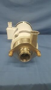 Reconditioned Pump Motor For Processed Foods Dairy Beverages Brewery Home