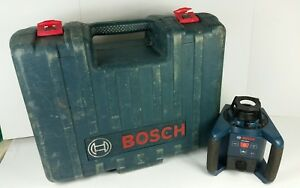 Bosch Grl250hv Self leveling Rotary Laser Replacement Laser Only